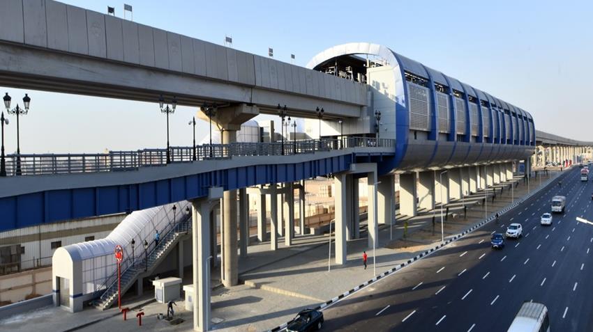 المرحلة الرابعة من الخط الثالث لمترو أنفاق القاهرة