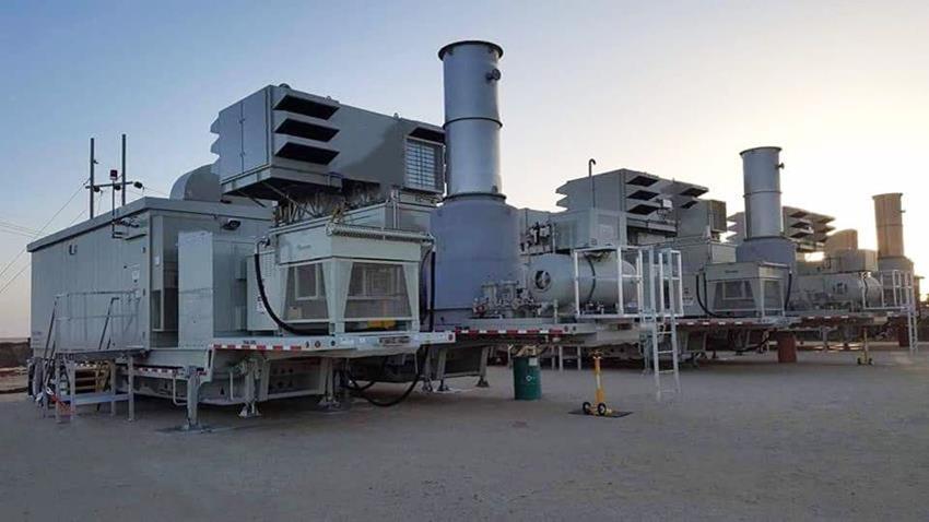 تركيب 20 وحدة كهرباء غازية بالمحافظات