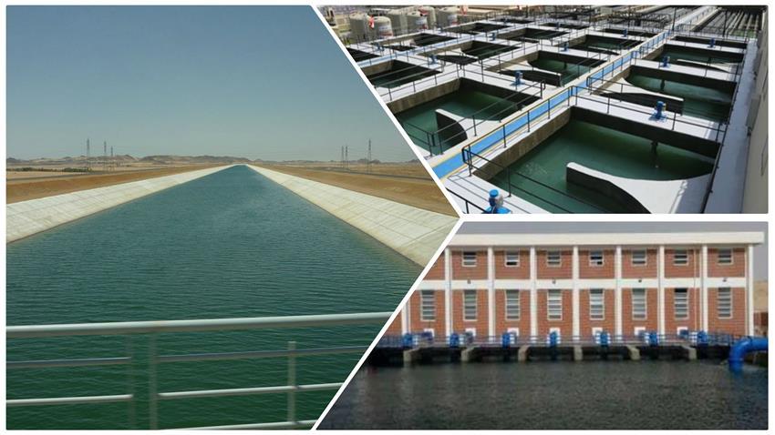 استكمال البنية القومية لتنمية شمال سيناء