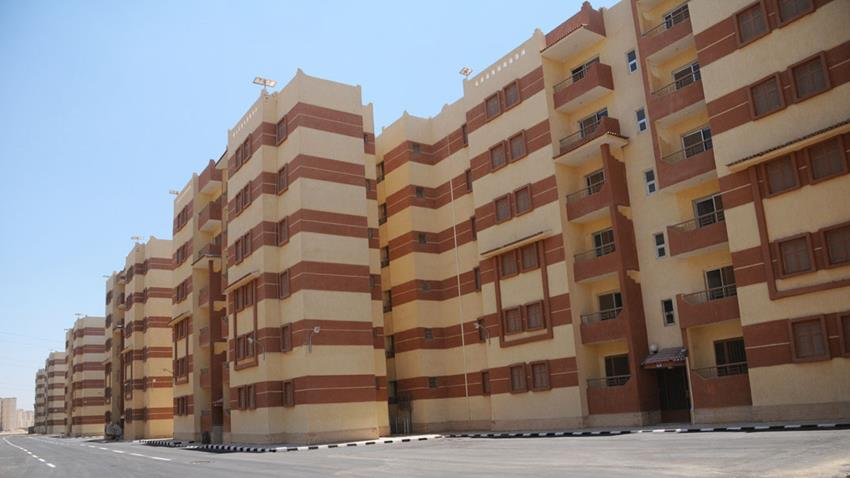 """الإسكان الإجتماعي بحي """"عتاقة"""" بمحافظة السويس"""
