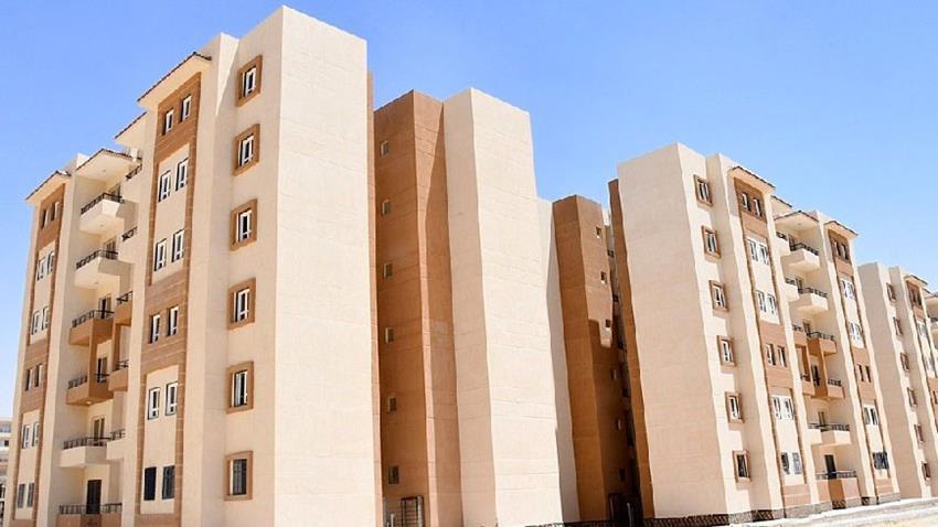 المرحلة الأولى من الإسكان الإجتماعي بالعريش بمحافظة شمال سيناء
