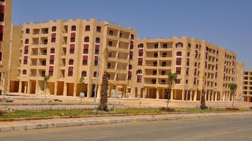 إسكان الشباب بمدينة بدر