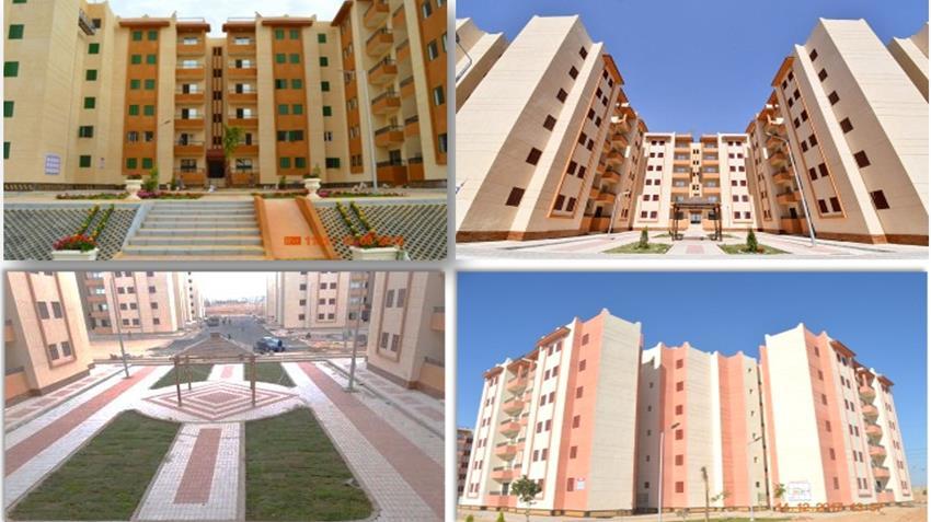 الإسكان الاجتماعي بمدينة الشروق بالقاهرة