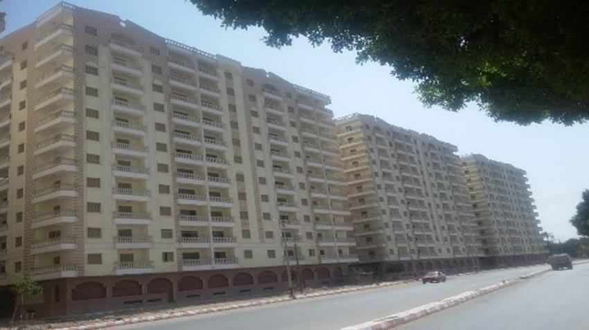 مشروع الإسكان الاستثماري ماقوسة بالمنيا