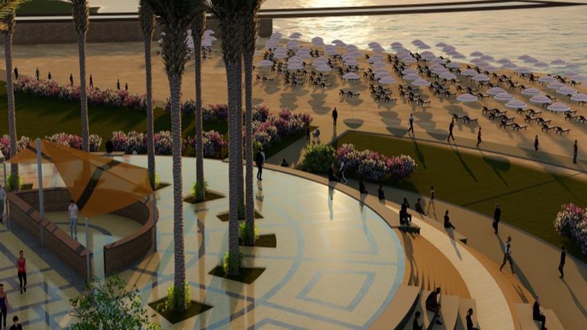 وضع حجر أساس مدينة المنصورة الجديدة