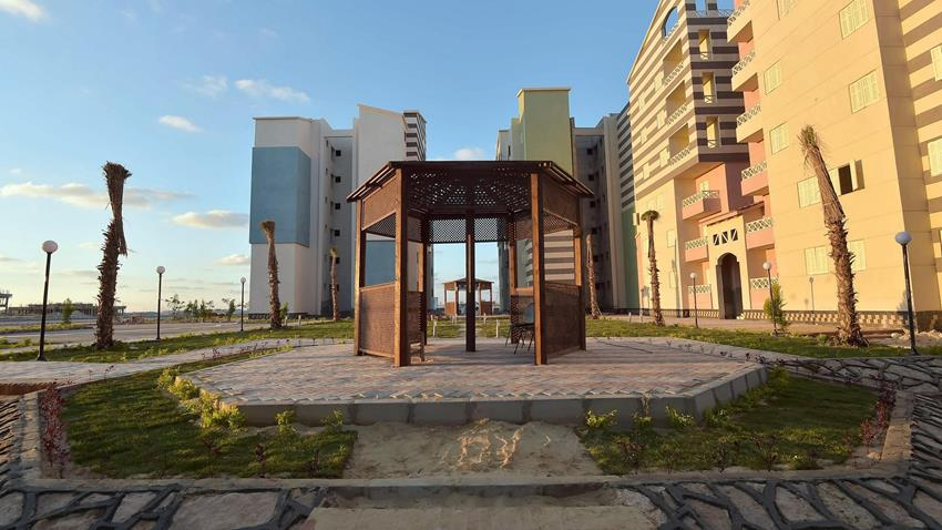 وضع حجر أساس مدينة العلمين الجديدة