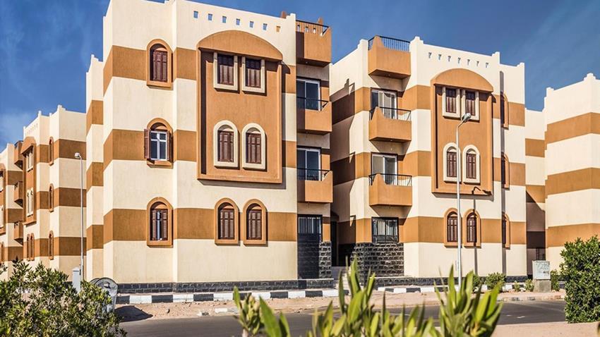 الإسكان الاجتماعي بجنوب سيناء