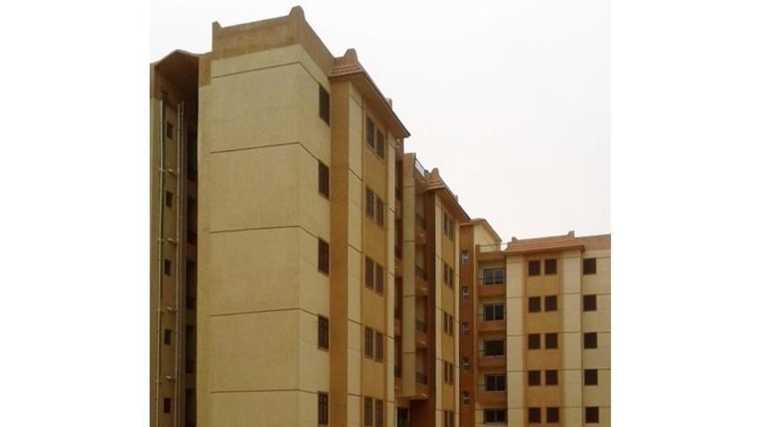 الإسكان الاجتماعي بمحافظة مطروح