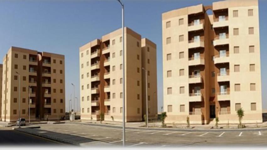 الإسكان الاجتماعي بمدينة بدر بمحافظة القاهرة
