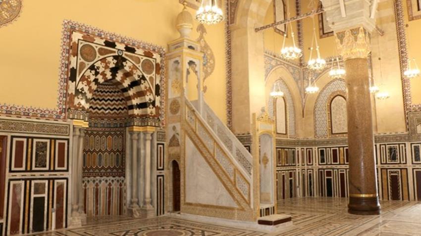 ترميم مسجد الفتح بعابدين