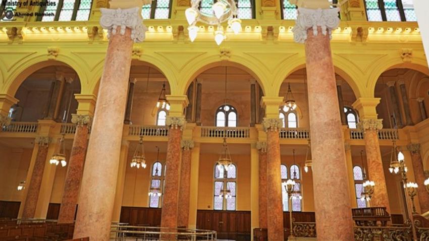 ترميم المعبد اليهودي (الياهو هانبي)