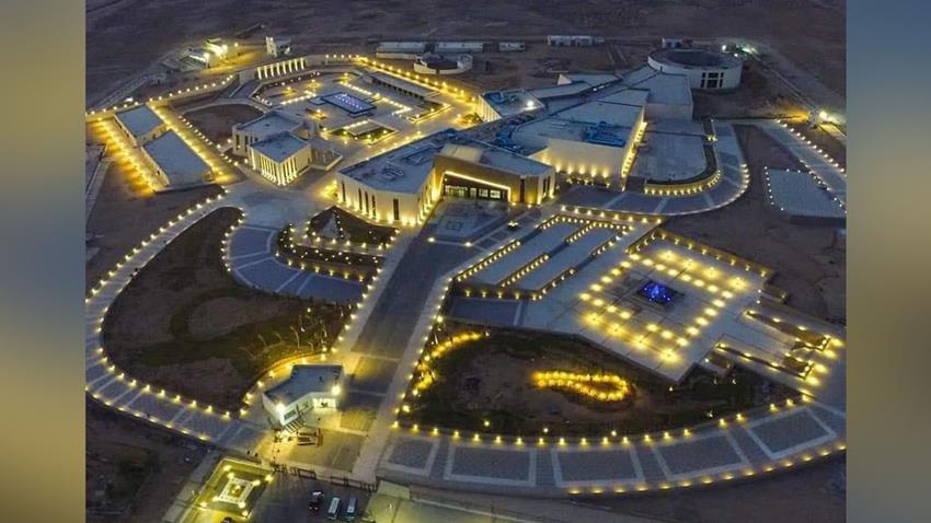 افتتاح متحف شرم الشيخ
