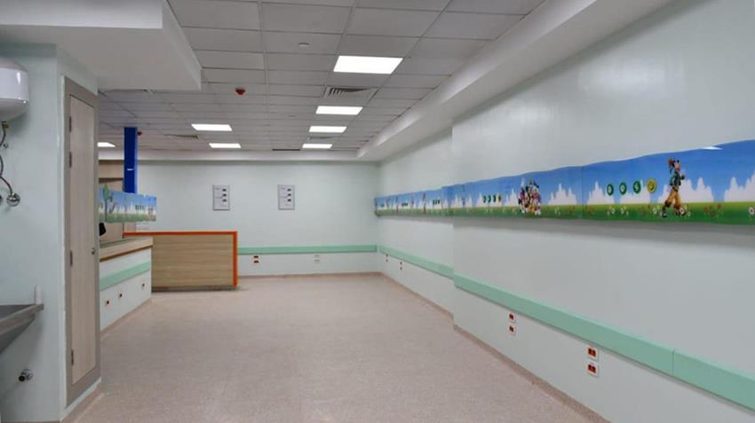 إنشاء مستشفي كوم حمادة بمحافظة البحيرة