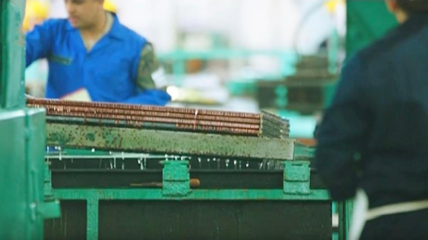 إنشاء مصنع الردياتير