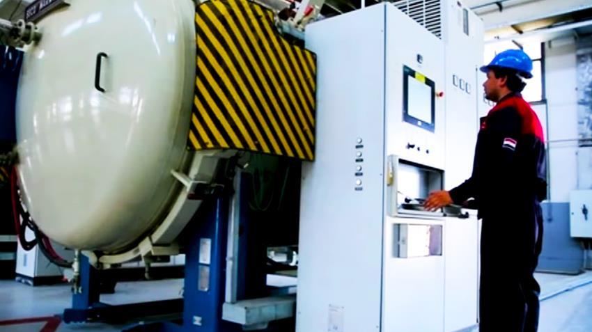 إنشاء مصنع المعاملات الحرارية