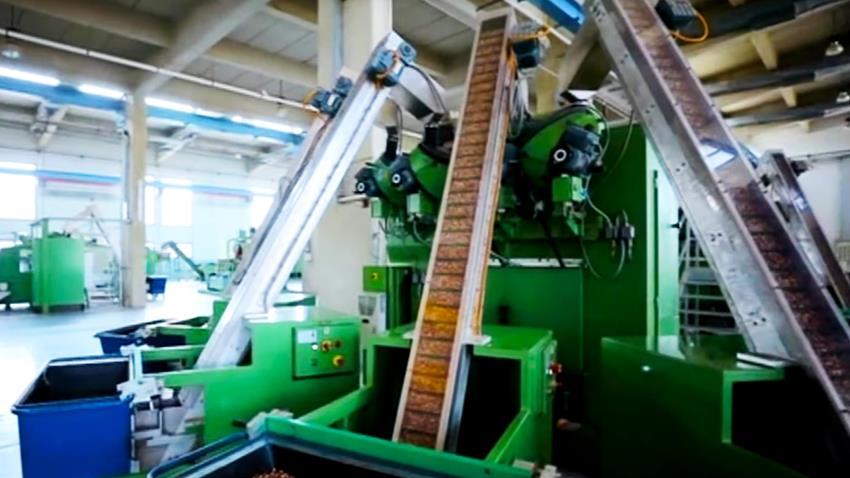 إنشاء مصنع إنتاج ذخائر الأسلحة الصغيرة