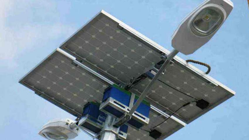 إنشاء مصنع إنتاج ألواح الطاقة الشمسية بشركة بنها للصناعات الإلكترونية