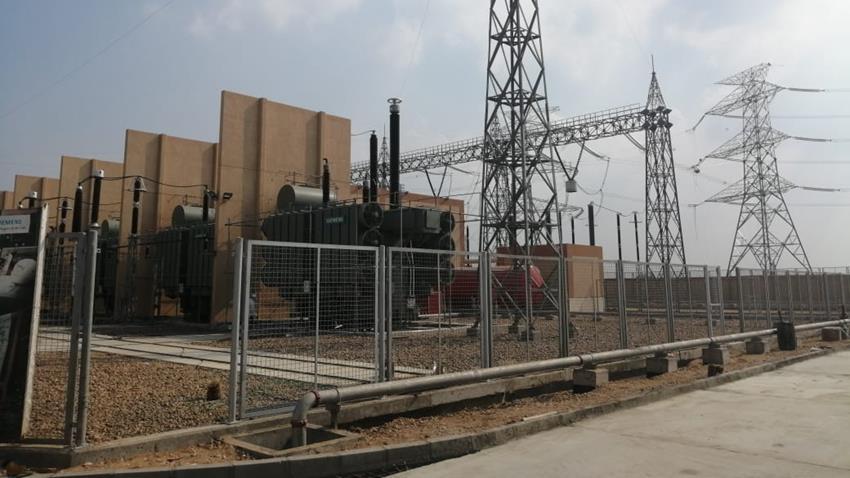 إنشاء محطة محولات سمنود بالغربية