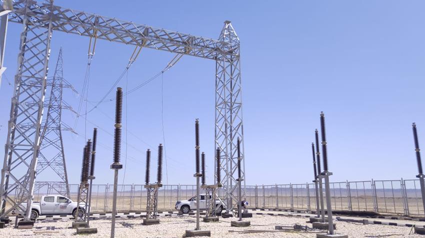 إنشاء 5 محطات كهرباء متنقلة بمحافظة البحر الأحمر