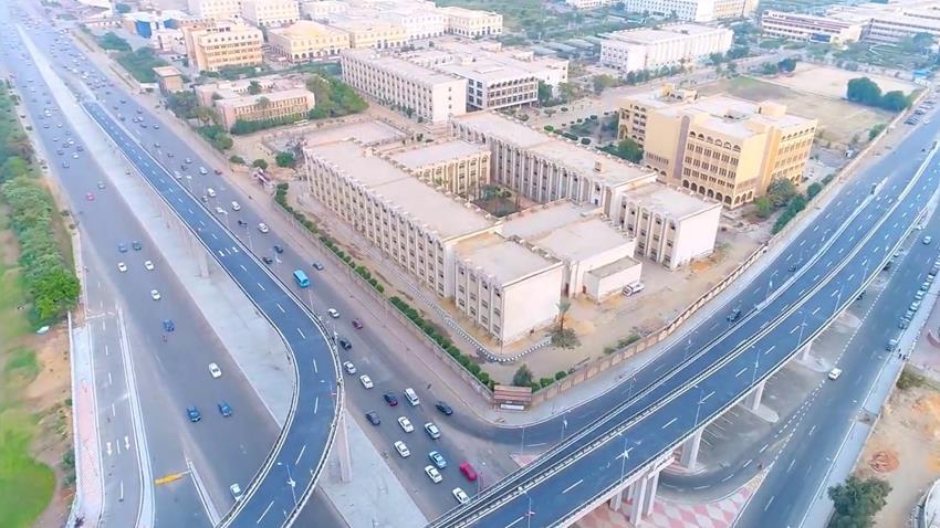 إنشاء كوبري الفنجري بمدينة نصر