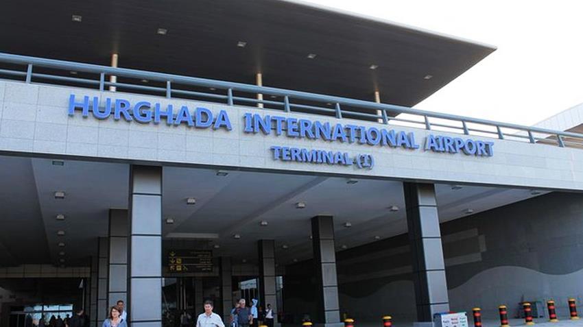 تطوير مطار الغردقة الدولي بمحافظة البحر الأحمر