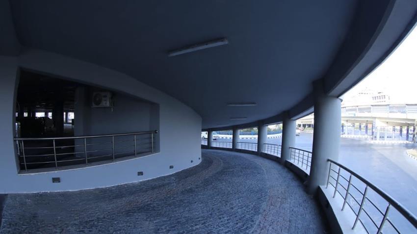 إنشاء جراج متعدد الطوابق بميناء الإسكندرية