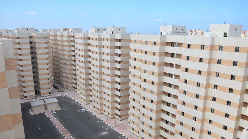 مشروع بشاير الخير بمحافظة الإسكندرية