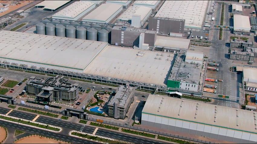 المدينة الصناعية الغذائية سايلو فودز - silo foods