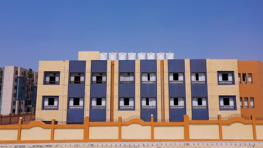 المرحلة الأخيرة من الإسكان الاجتماعي بمنطقة ال 290 فدان