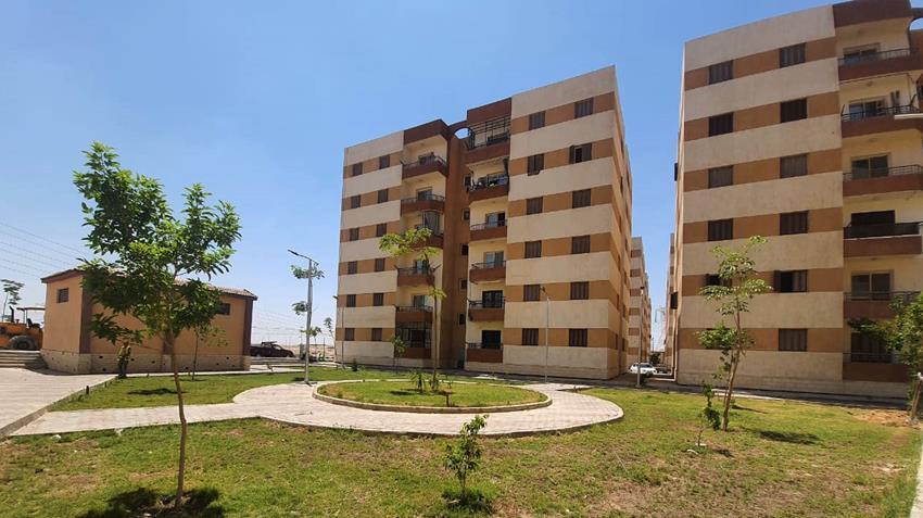 الإسكان الاجتماعي بمدينة العبور الجديدة 2
