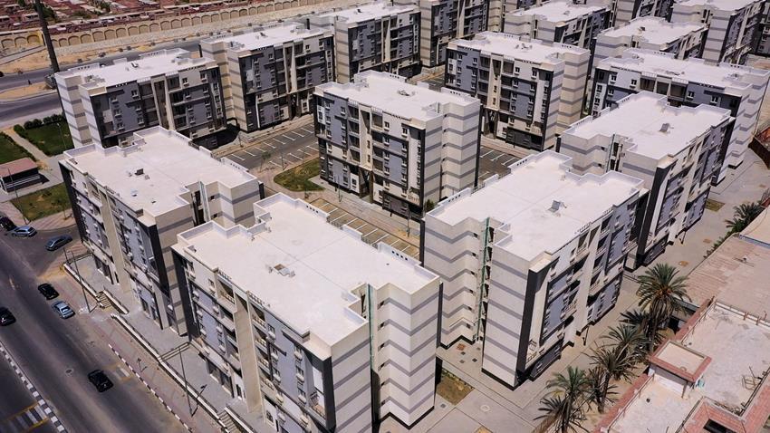 الإسكان المتوسط سكن مصر بشمال طريق السخنة