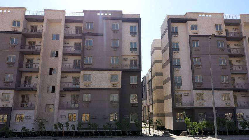 الإسكان المتوسط سكن مصر الأندلس