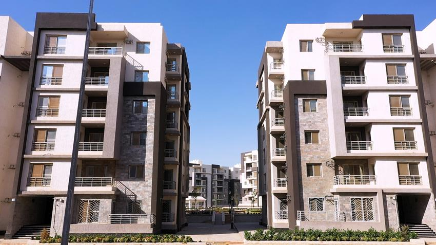 المرحلة الأولي من سكن جنة بمدينة القاهرة الجديدة