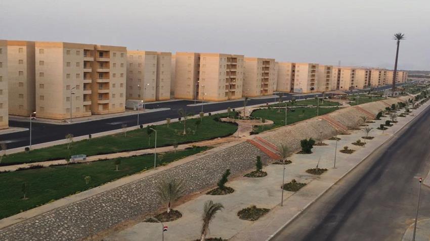 المرحلة الثانية من الإسكان الاجتماعي بالأحياء الخامس والسابع بمدينة بدر