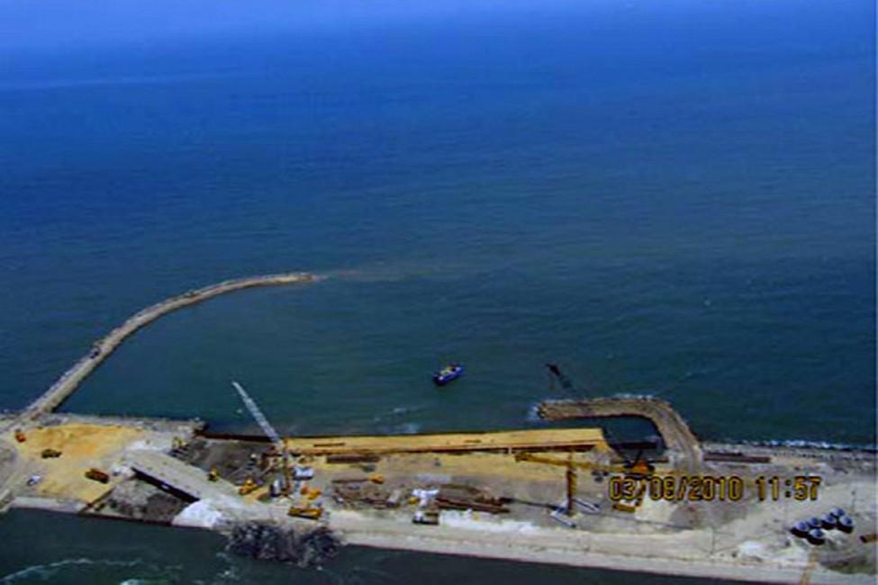 مشروع المأخذ والمصب والأعمال المتعلقة بمحطة كهرباء أبو قير
