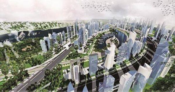 مشروع انشاء مدينة حورس