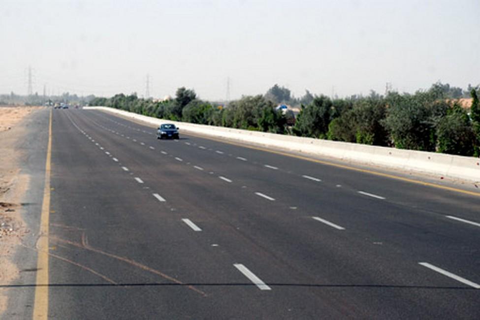 الطريق الدولى الساحلى (إسكندرية – مطروح)