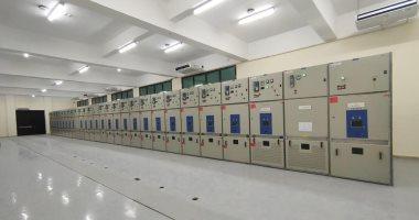 محطة محولات كهرباء قنا الجديدة