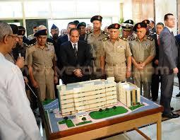 تطوير المجمع الطبي العسكري بكوبرى القبة