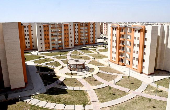 الإسكان الاجتماعي بحدائق أكتوبر