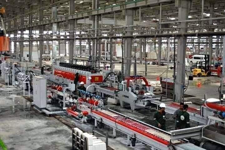 مجمع مصانع الرخام بجفجافة