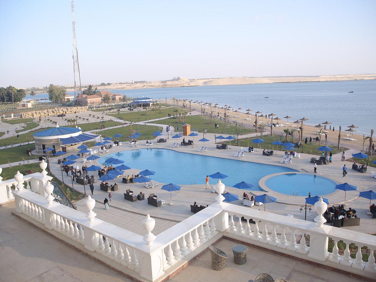 مشروعات مصر منتجع الفرسان