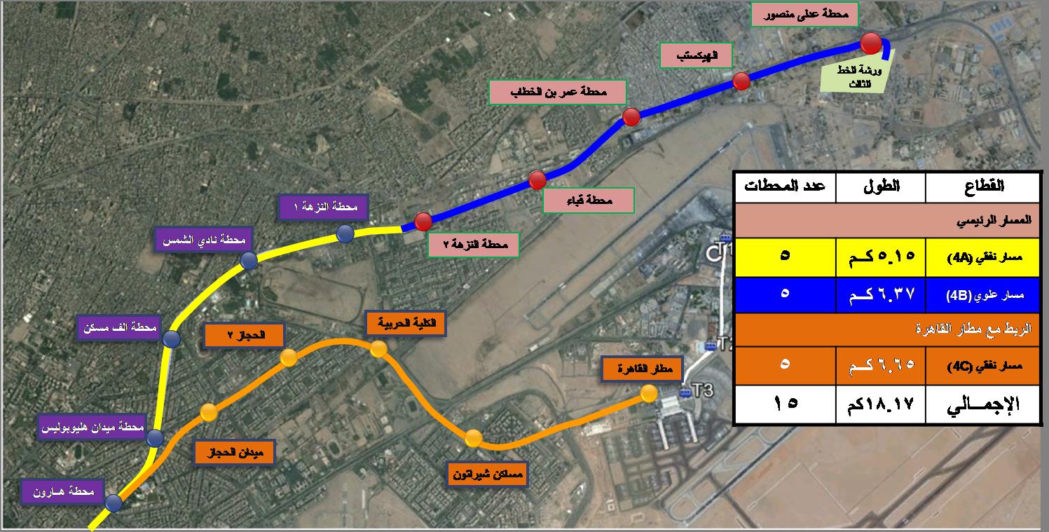 محطة مترو عدلى منصور التبادلية