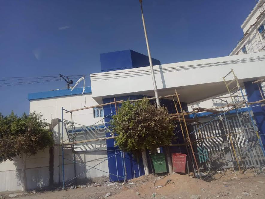 المستشفى العسكري بالزقازيق