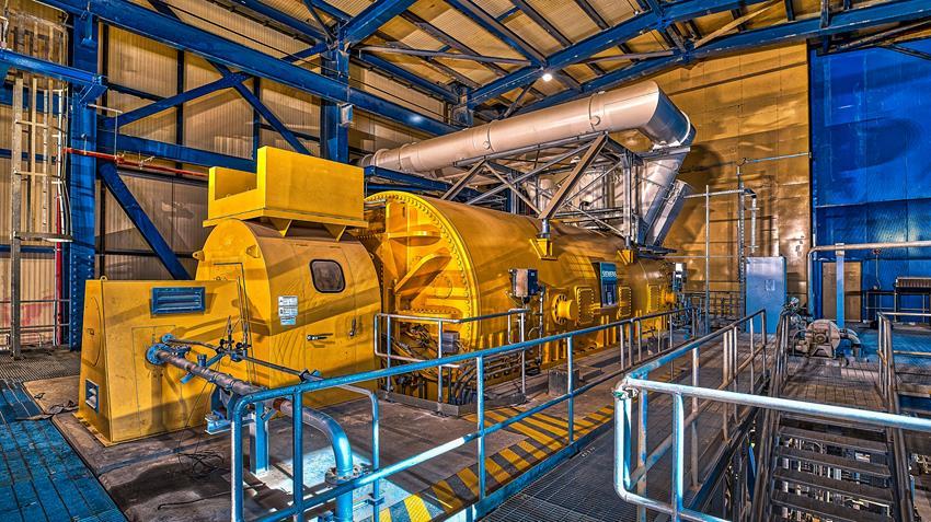 محطة كهرباء العاصمة الإدارية الجديدة