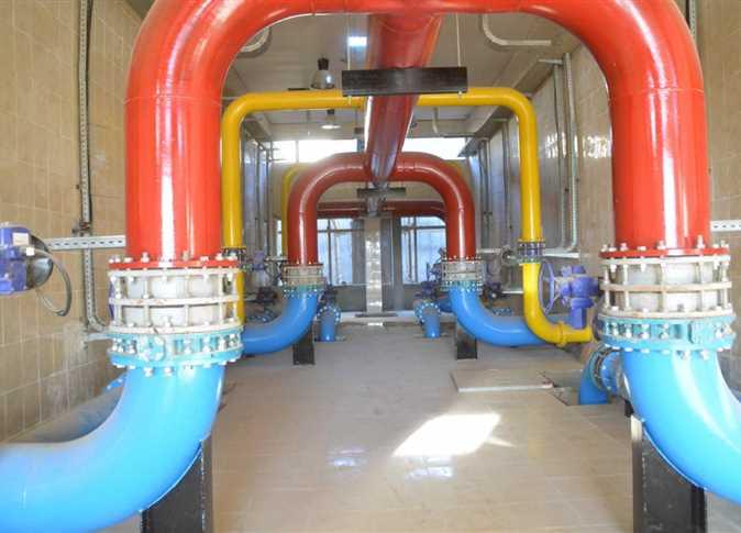 محطة مياه بني عامر