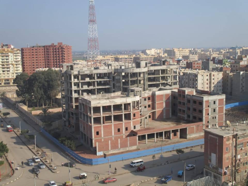 مركز علاج الأورام بكفر الشيخ