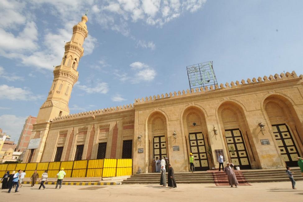 مسجد إبراهيم الدسوقي