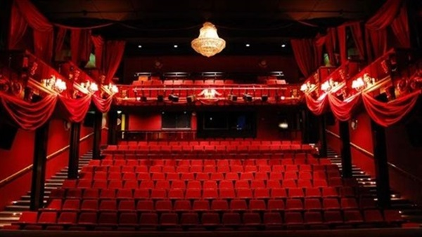 المسرح العائم