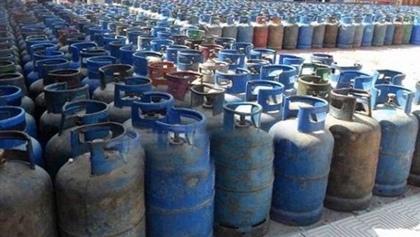 مستودعات تخزين البوتاجاز